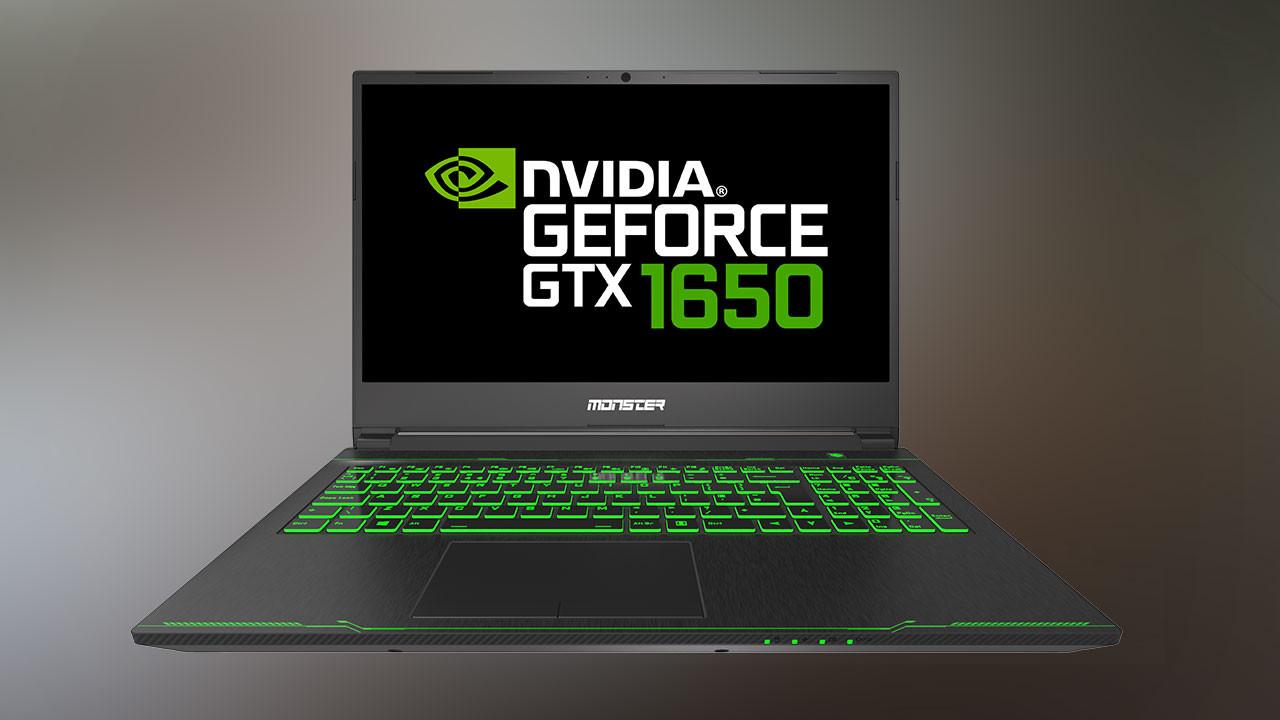 Monster Notebook GTX 1650 ve GTX 1660Ti modellerini tanıttı