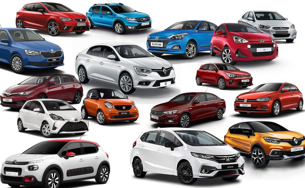 100 bin TL altı sıfır otomobiller! Mayıs 2019 - Page 1