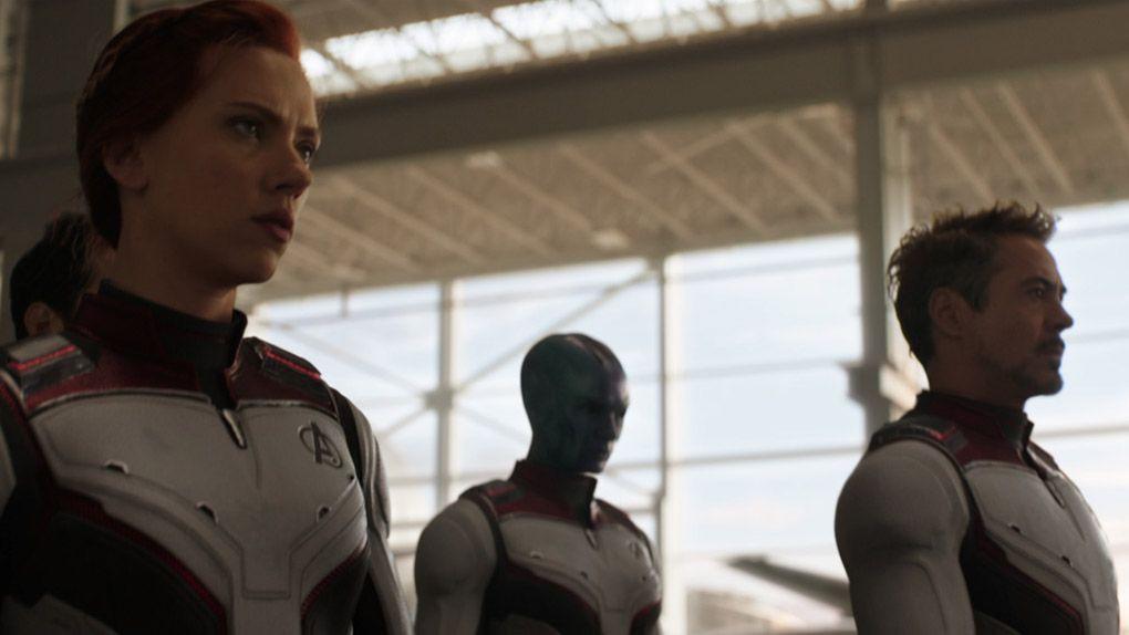 Avengers: Endgame'in nefes kesici anları! - Page 2