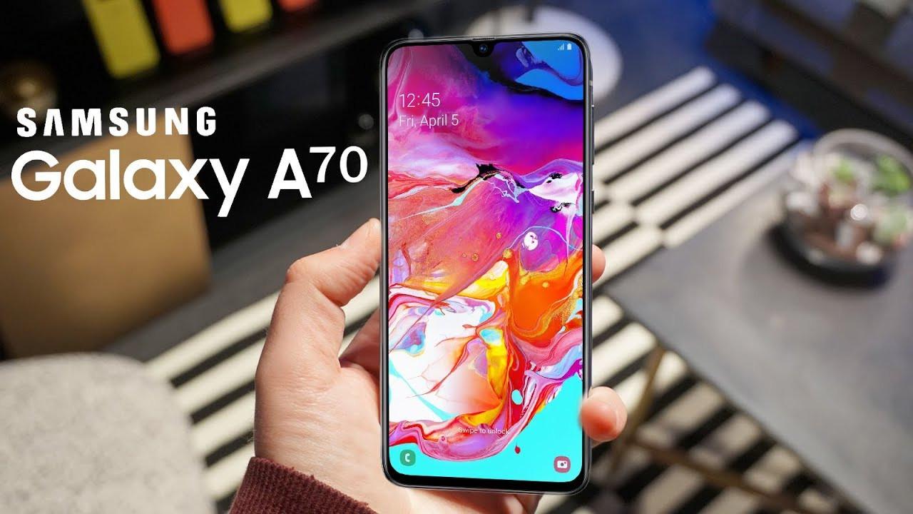 Samsung Galaxy A70, Türkiye'de satışa çıktı!