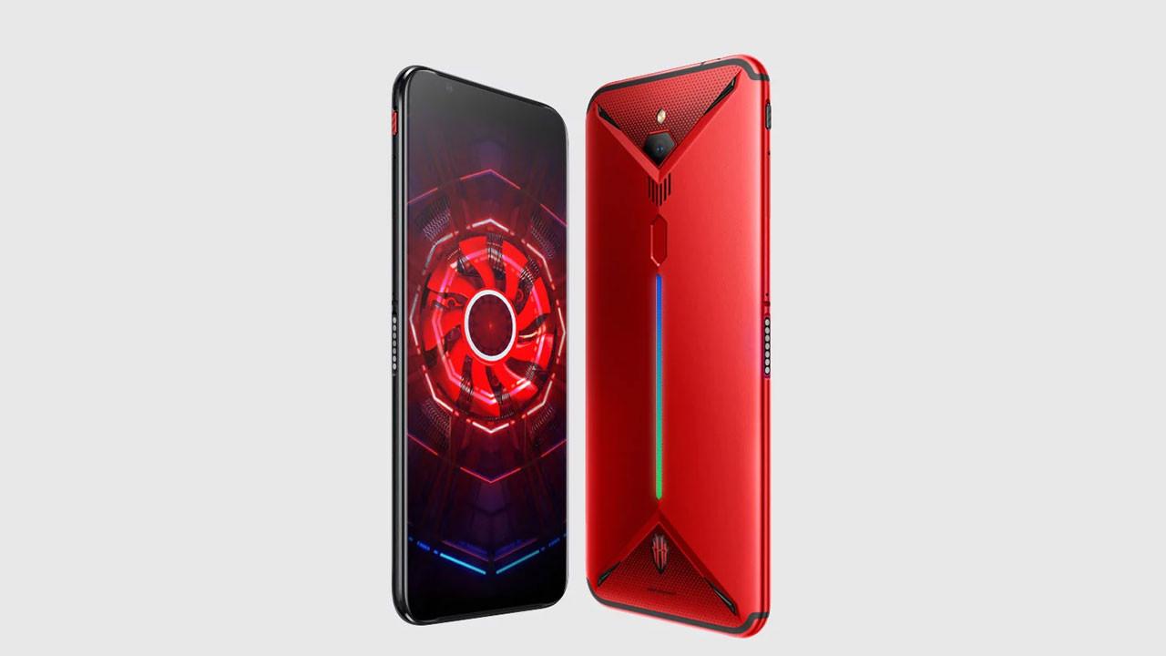 Sıvı soğutmalı oyuncu telefonu: Nubia Red Magic 3
