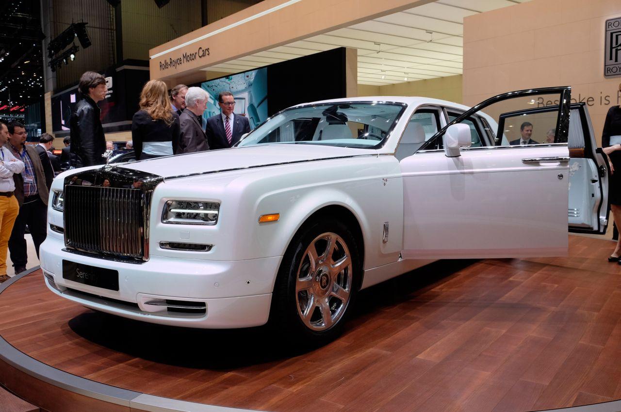 Dünyanın en pahalı 10 arabası! - Page 3
