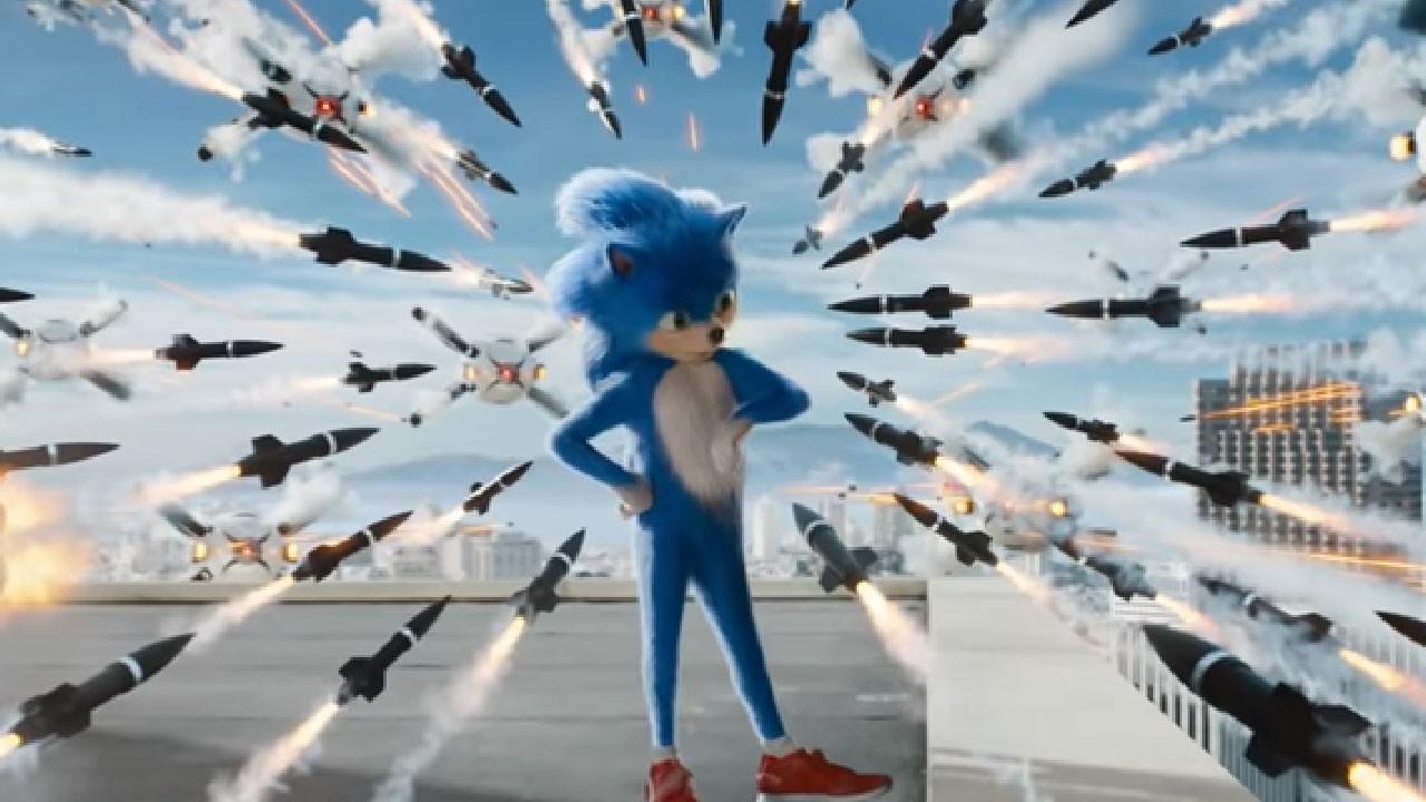 Jim Carrey'li Sonic The Hedgehog ilk fragmanı yayınlandı!