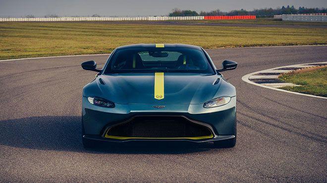 İşte 1 milyon TL'lik otomobil: Aston Martin Vantege AMR - Page 3