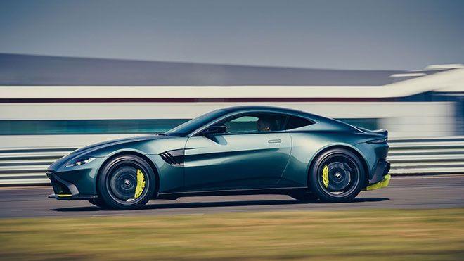 İşte 1 milyon TL'lik otomobil: Aston Martin Vantege AMR - Page 4