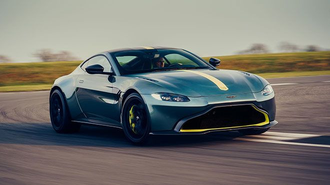 İşte 1 milyon TL'lik otomobil: Aston Martin Vantege AMR - Page 1