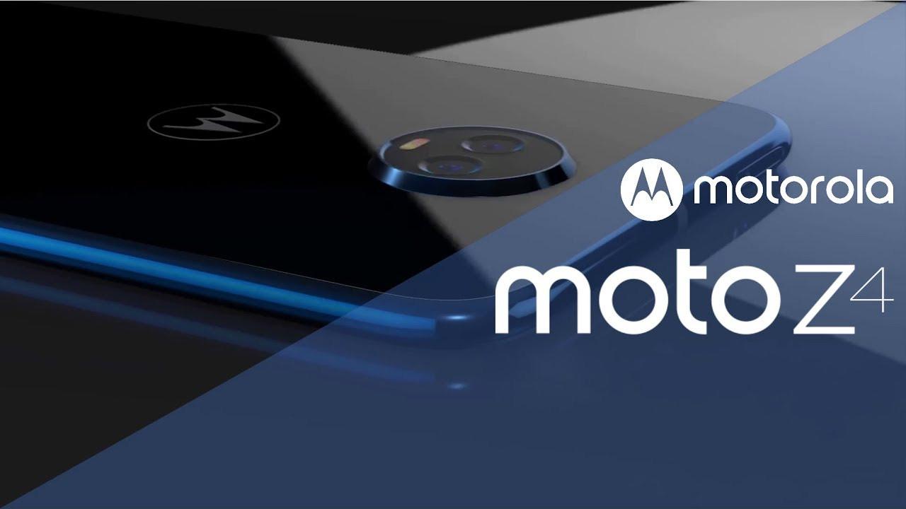 Moto Z4'ün basın görselleri paylaşıldı!