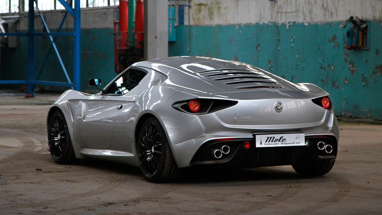 Alfa Romeo Mole Costruzione Artigianale 001 satışa çıkıyor - Page 3