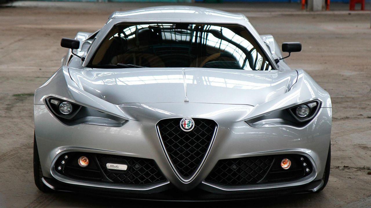 Alfa Romeo Mole Costruzione Artigianale 001 satışa çıkıyor - Page 1
