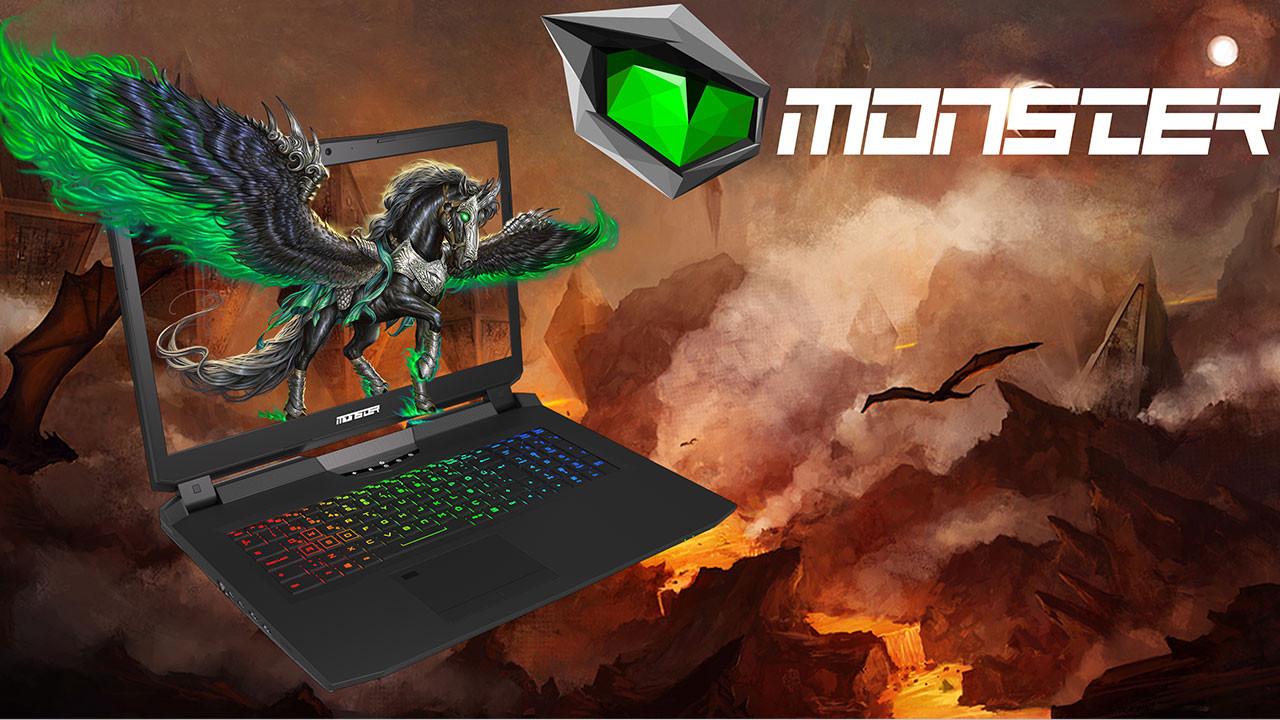 Intel ESL Türkiye Şampiyonası ana sponsoru Monster Notebook