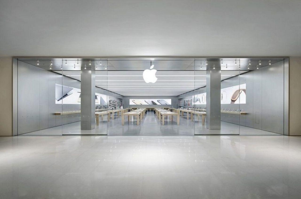 Farklı tasarımlarıyla dikkat çeken 15 Apple mağazası - Page 1