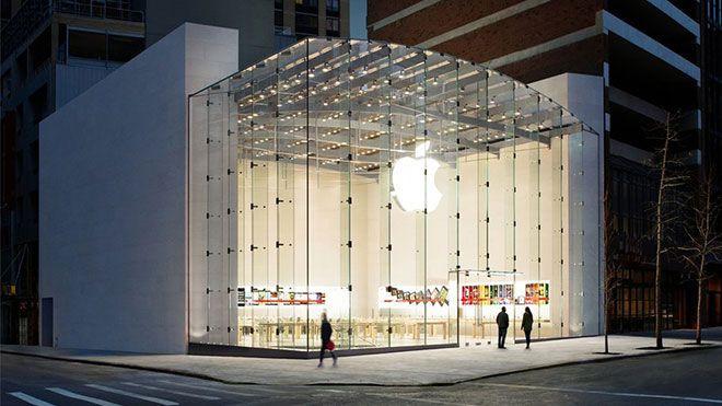 Farklı tasarımlarıyla dikkat çeken 15 Apple mağazası - Page 2