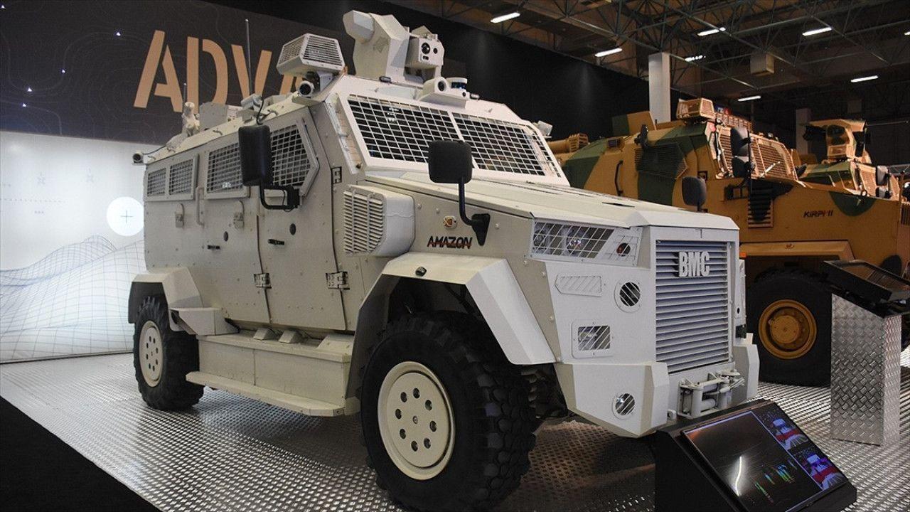 BMC'den sürücüsüz askeri araç! - Page 4