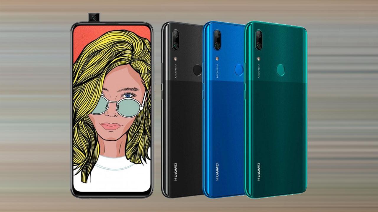 Huawei P Smart Z detayları belli oldu