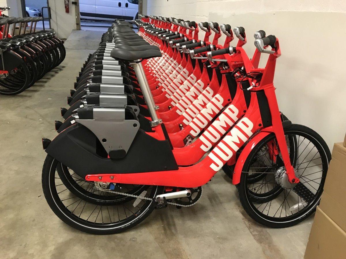 UBER üzerinden JUMP e–bisikletler kullanılabiliyor - Page 4