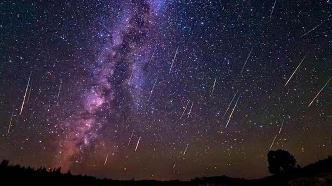 Meteor yağmuru bu gece gerçekleşiyor!