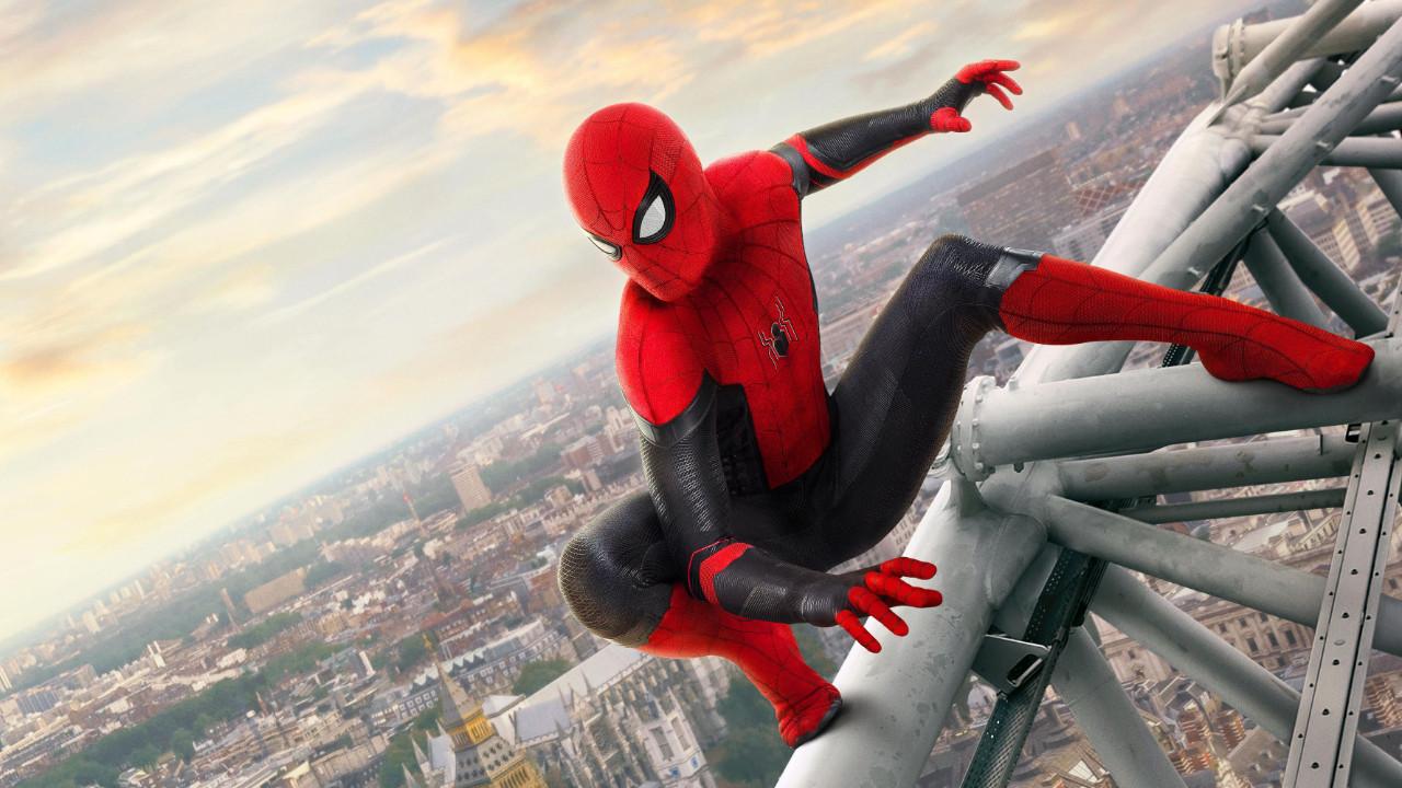 Spider-Man: Far From Home yeni fragman!