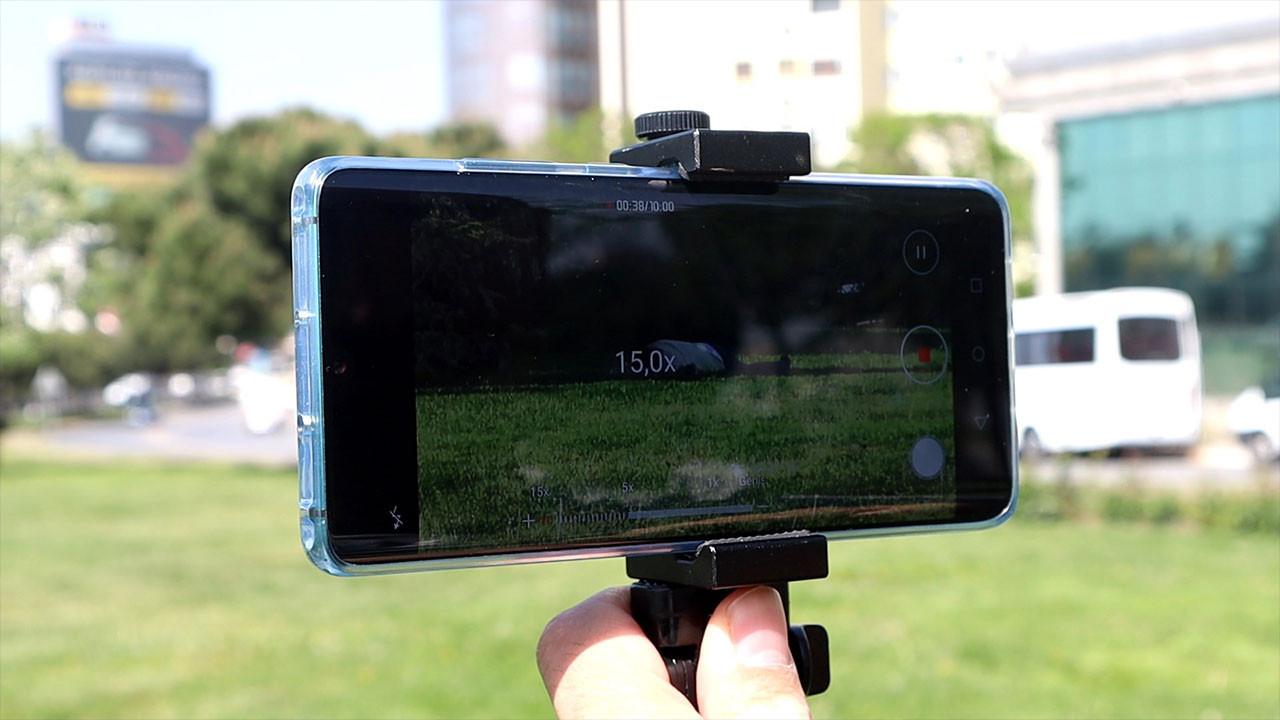Huawei P30 Pro video zoom özelliklerini test ettik (video)