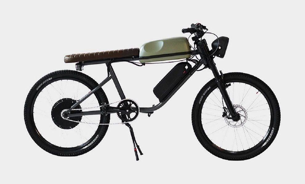 Nostaljiyi teknolojiyle birleştiren elektrikli bisiklet: Titan R - Page 1