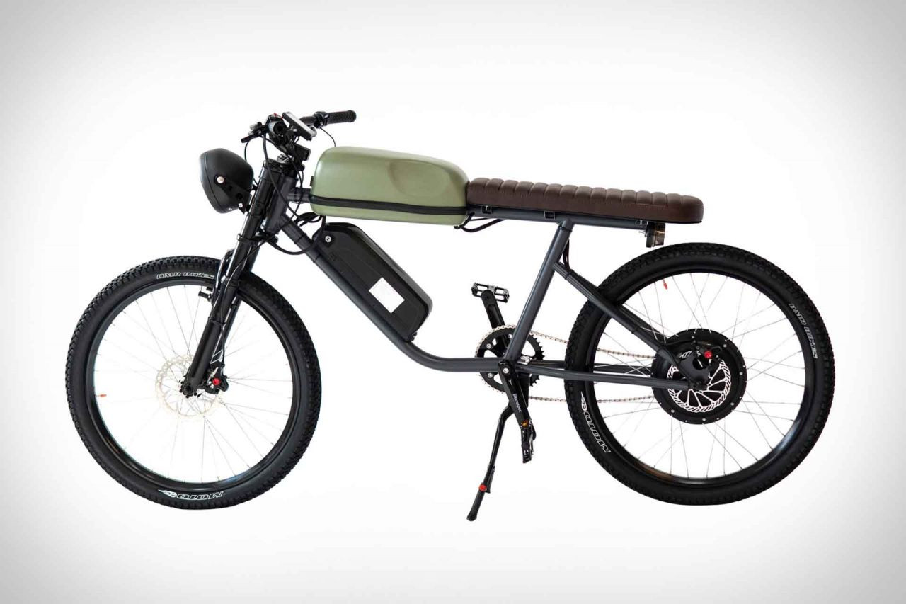 Nostaljiyi teknolojiyle birleştiren elektrikli bisiklet: Titan R - Page 3