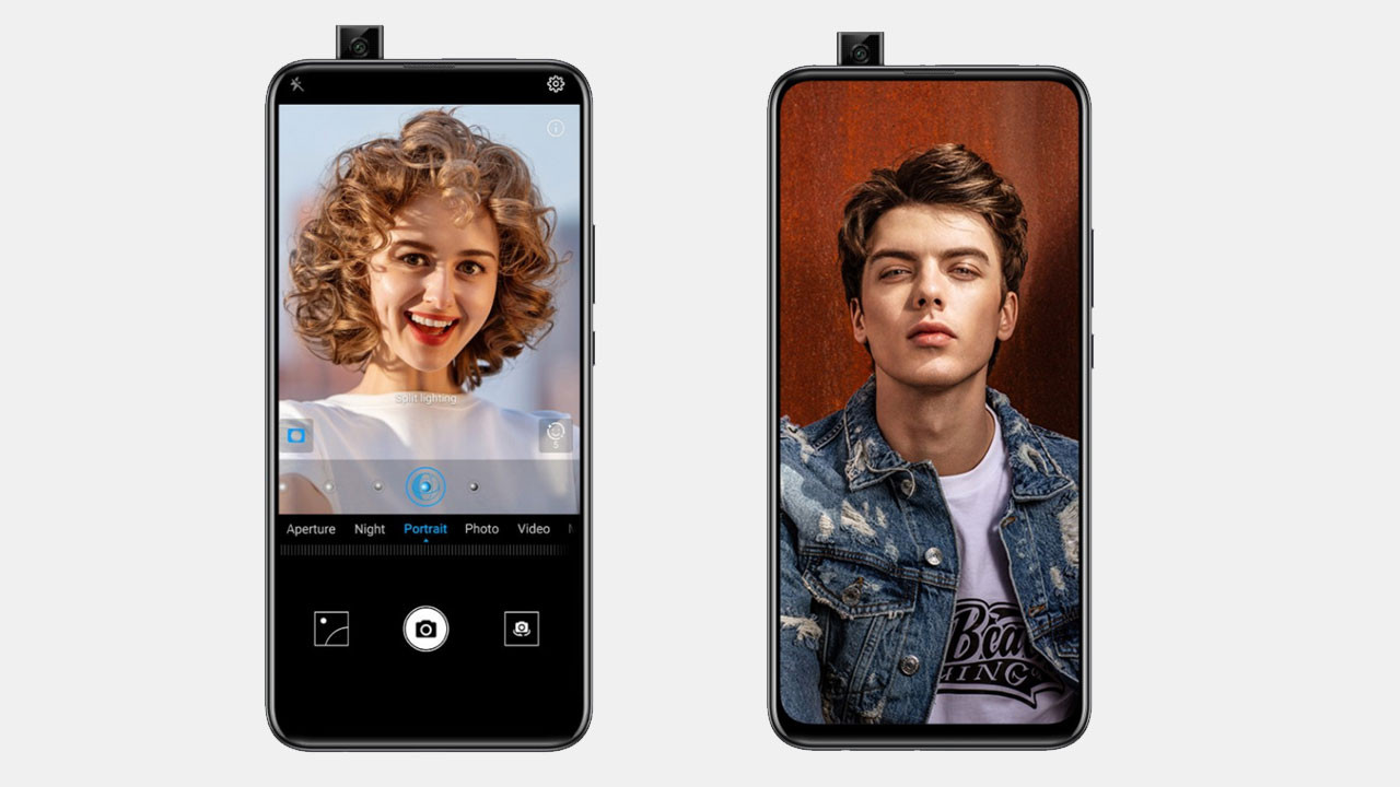Huawei P Smart Z resmi olarak tanıtıldı