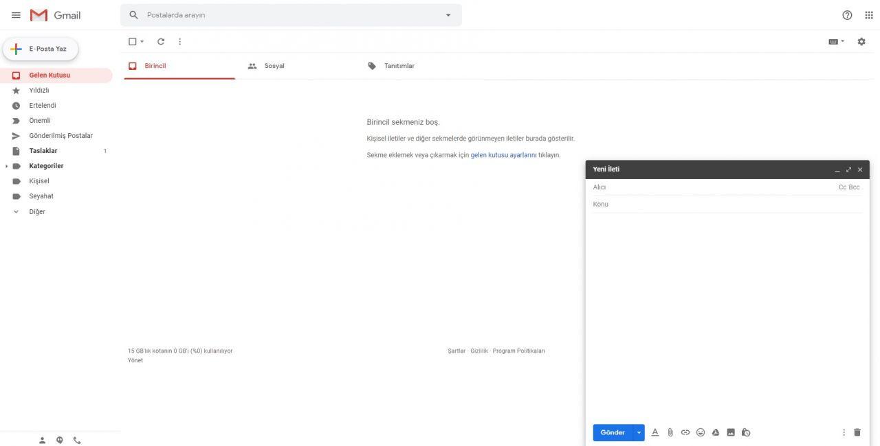 Gmail'de ileri bir tarihe e-posta nasıl zamanlanır? - Page 3