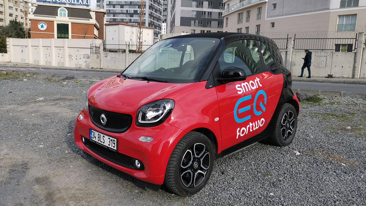 Yüzde 100 elektrikli Smart EQ fortwo test ettik (video)