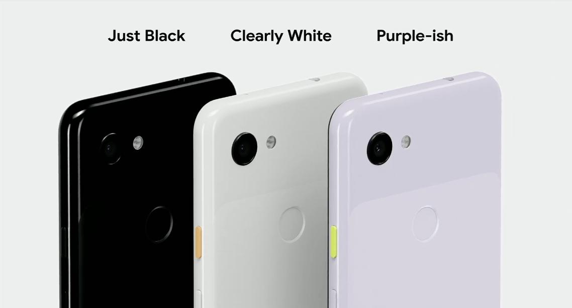 Fotoğraflarla Google Pixel 3a - Page 1