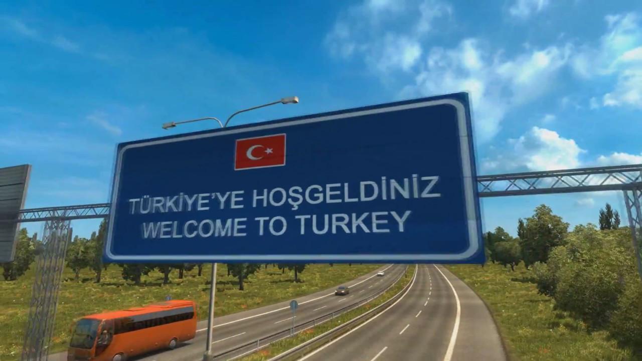 Euro Truck Simulator 2'ye Türkiye haritası geliyor!
