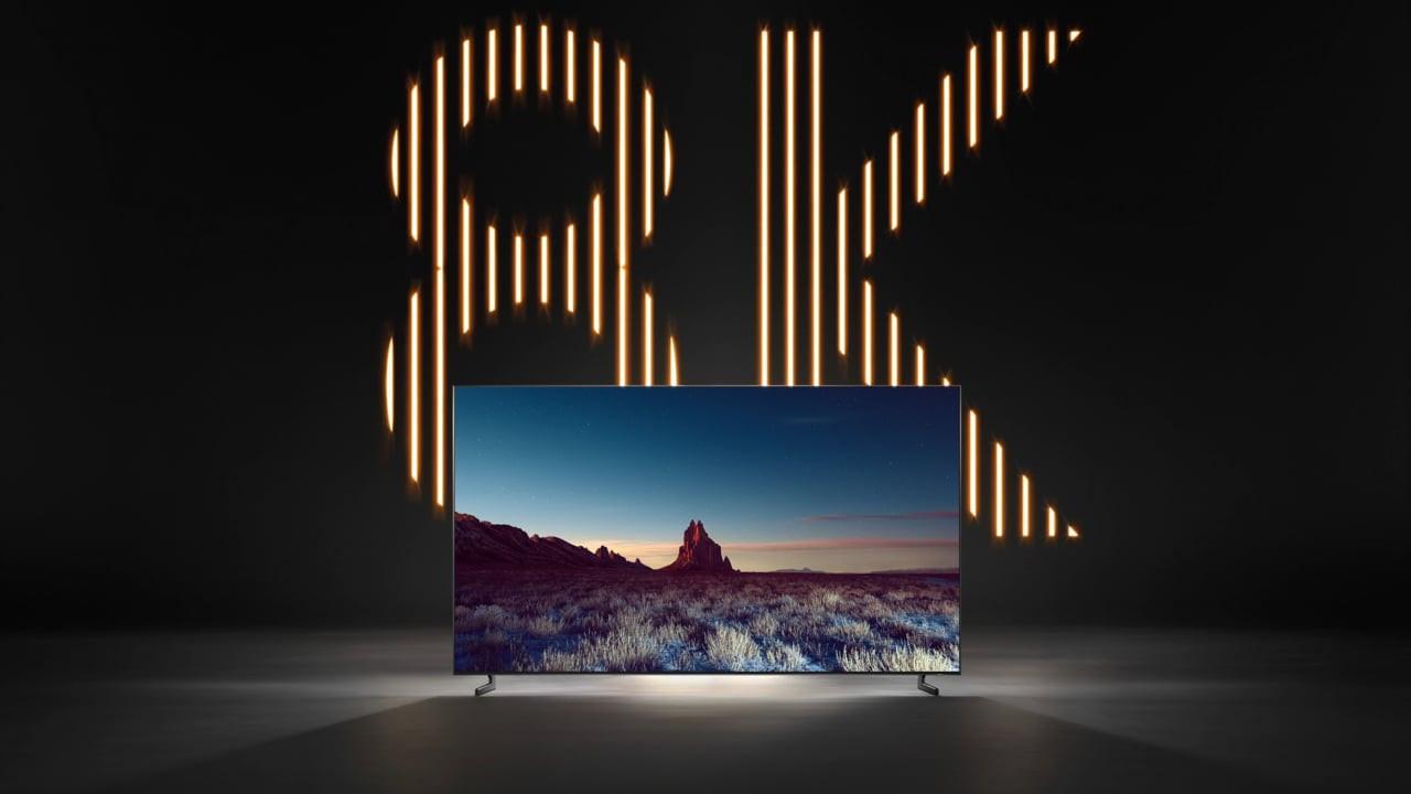 8K TV Türkiye pazarına bu fiyat ile girdi!