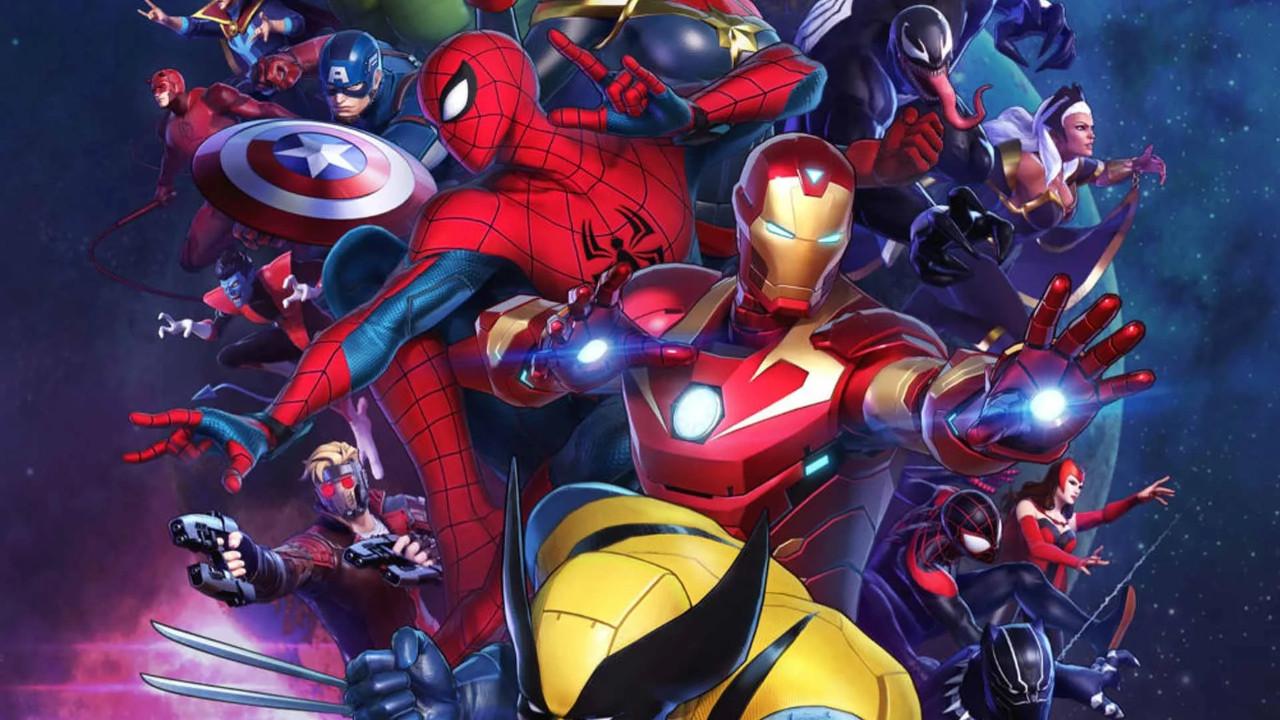 Marvel Ultimate Alliance 3: The Black Order oynanış videosu!