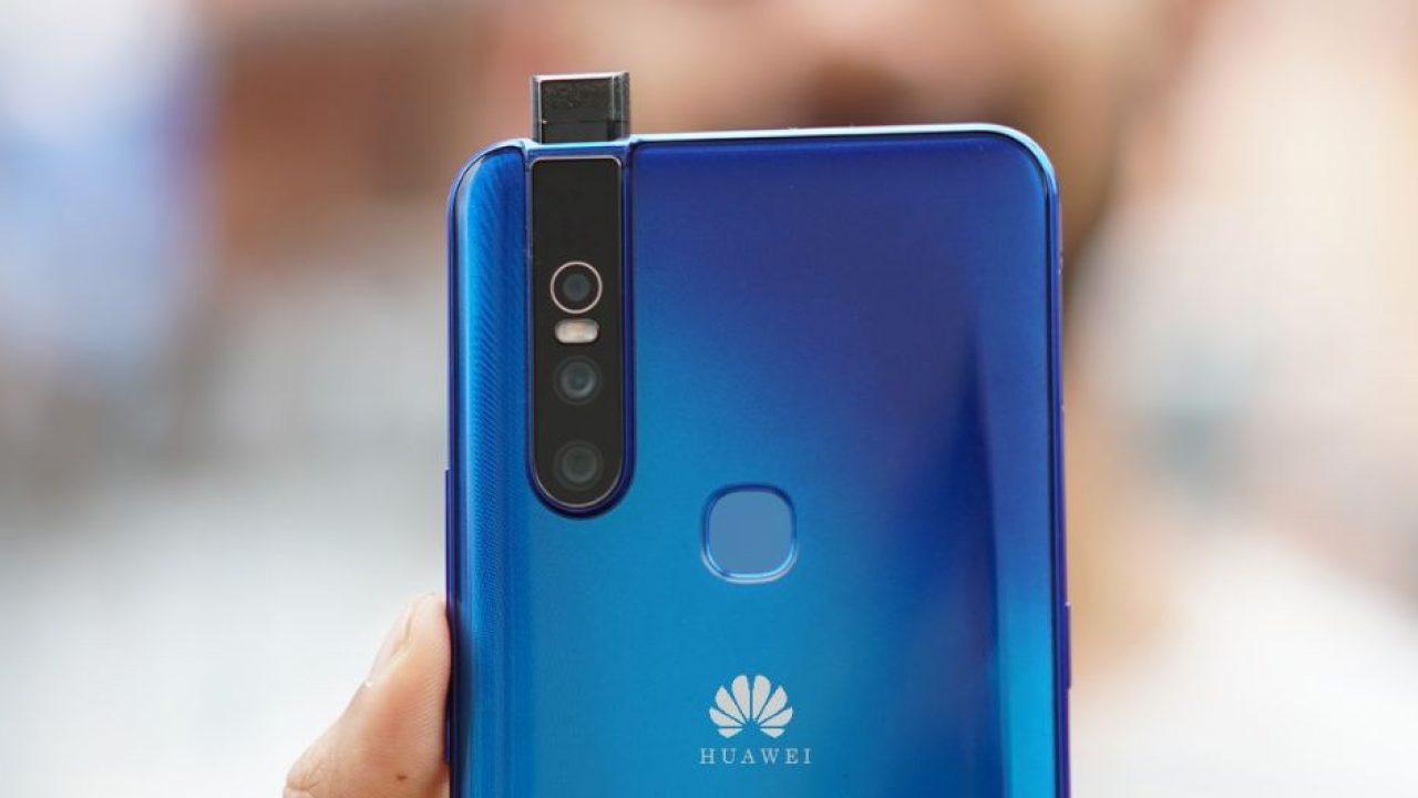 Huawei Y9 Prime 2019 tanıtıldı!