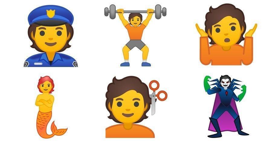 Google'dan cinsiyetsiz emoji adımı! - Page 2