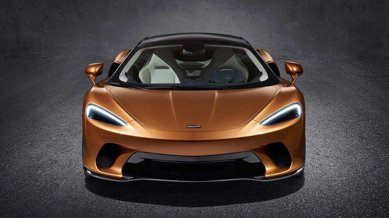 Fotoğraflarla yeni spor otomobil McLaren GT - Page 2