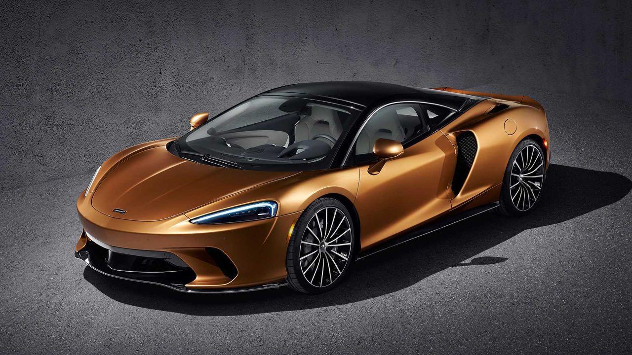 Fotoğraflarla yeni spor otomobil McLaren GT - Page 3