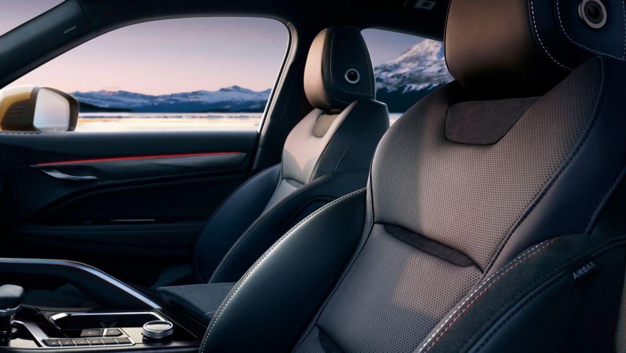 Dünyanın ilk şarj edilebilir coupe SUV modeli: Geely Xing Yue - Page 4
