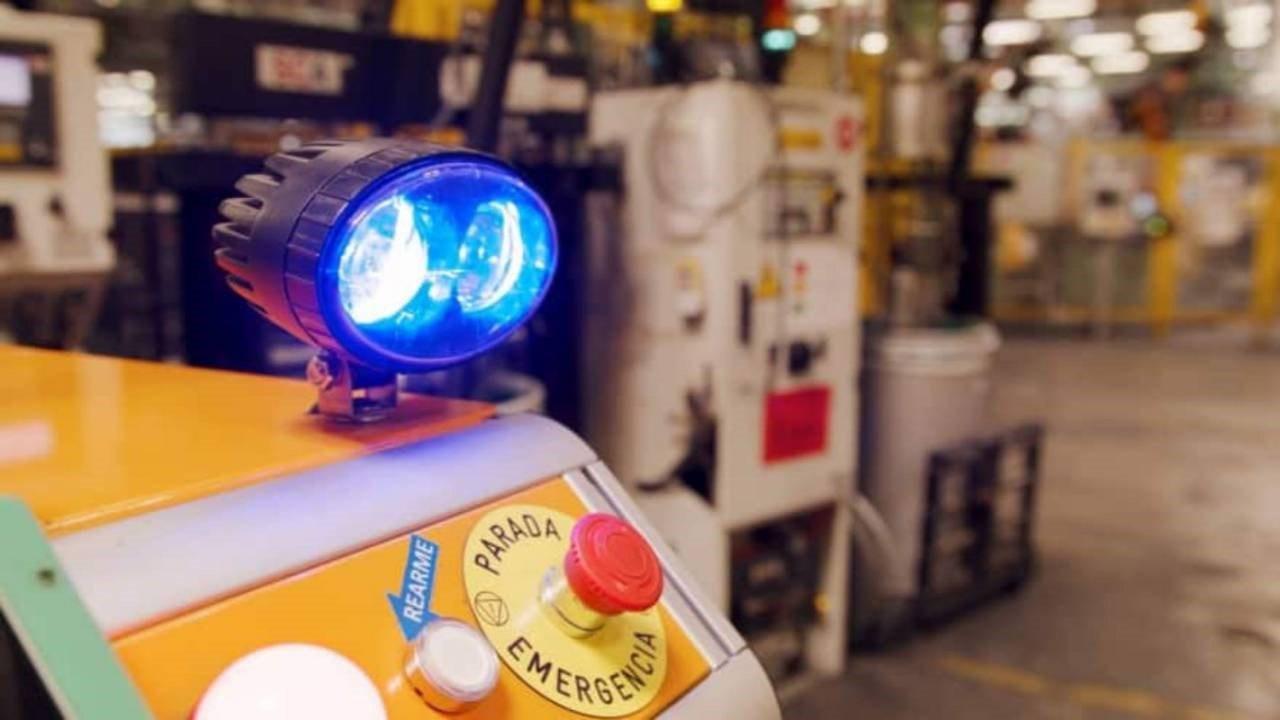 Ford'un otonom fabrika robotları, yüksek zaman tasarrufu sağlıyor!