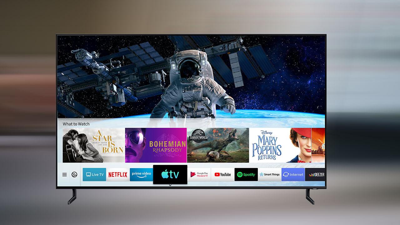 Samsung, Apple TV ve AirPlay 2 Özelliğini sunuyor