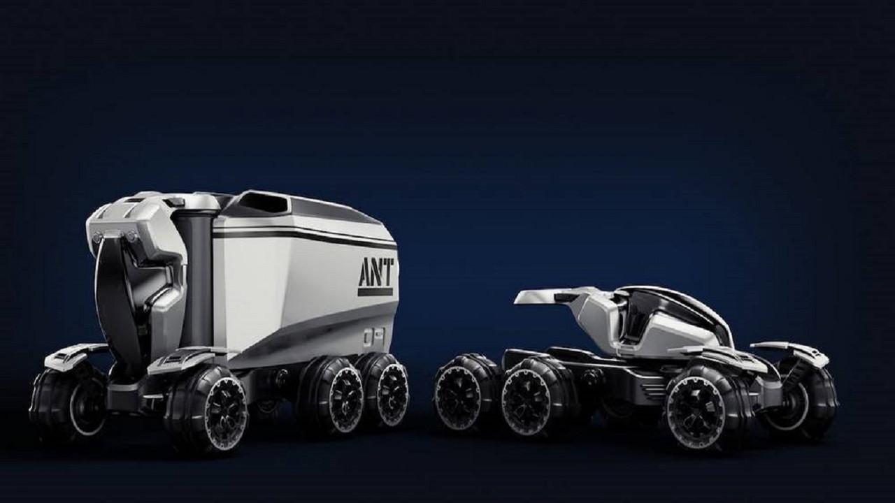 Geleceğin 6X6 arazi aracı: Ferox ANT