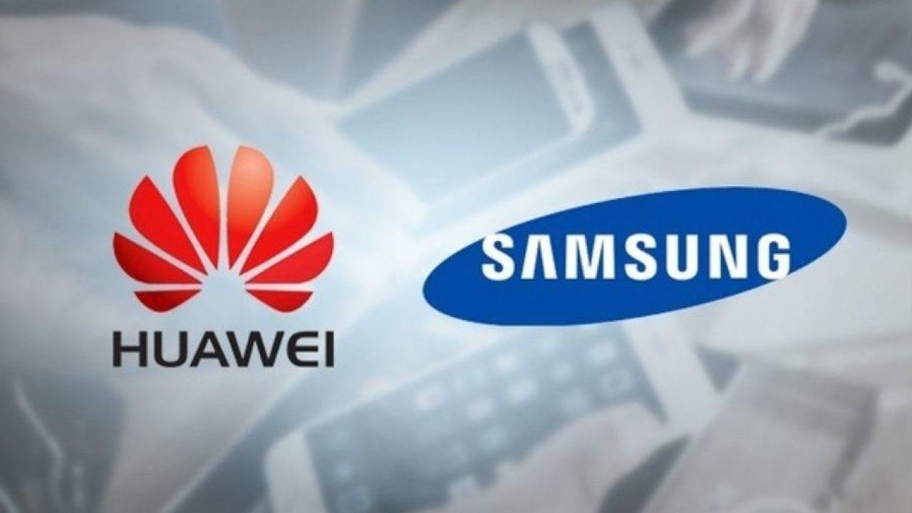 Samsung ve Huawei sonunda anlaşmaya vardı!