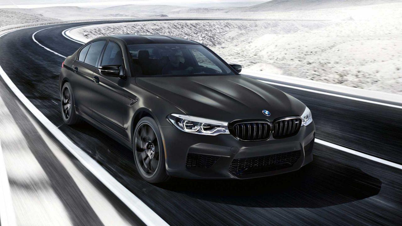 2020 BMW M5 Edition 35 Years özel tasarım karşınızda - Page 1