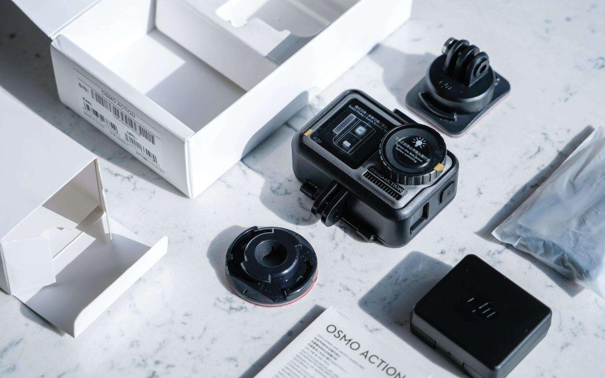 Fotoğraflarla DJI Osmo aksiyon kamerası - Page 3