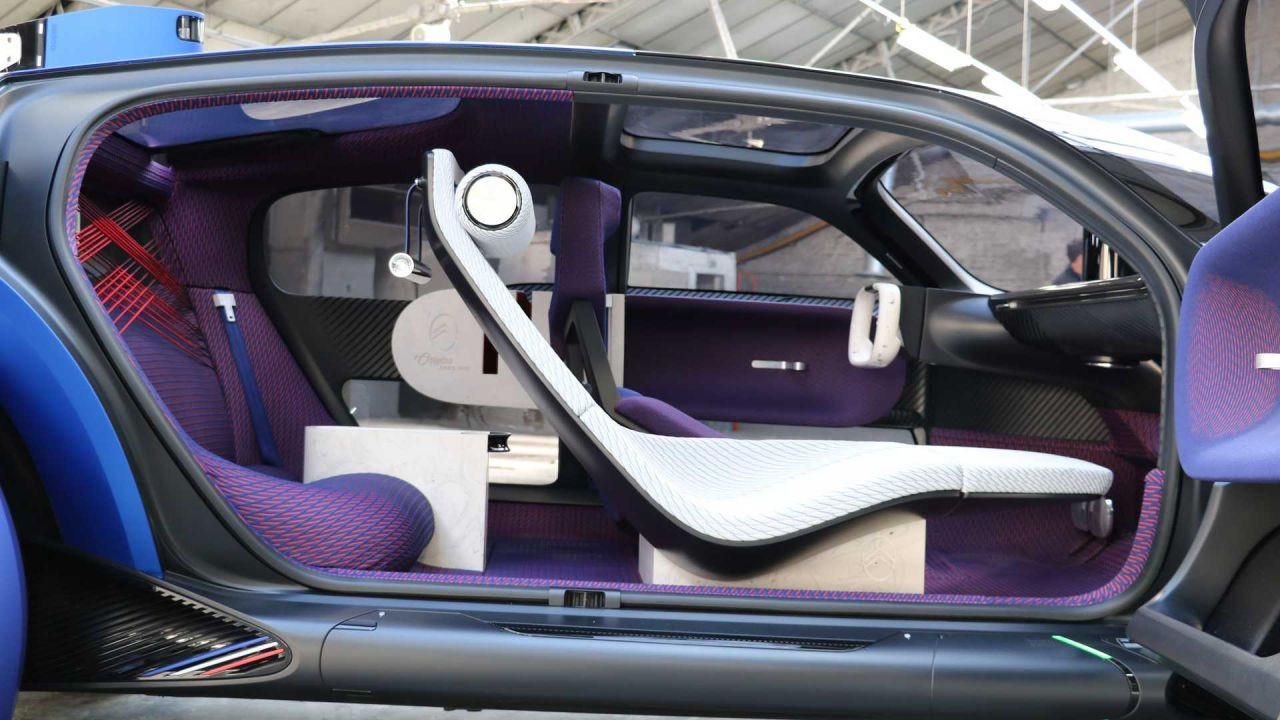 Geleceğin otomobili Citroen 19_19 Concept - Page 3