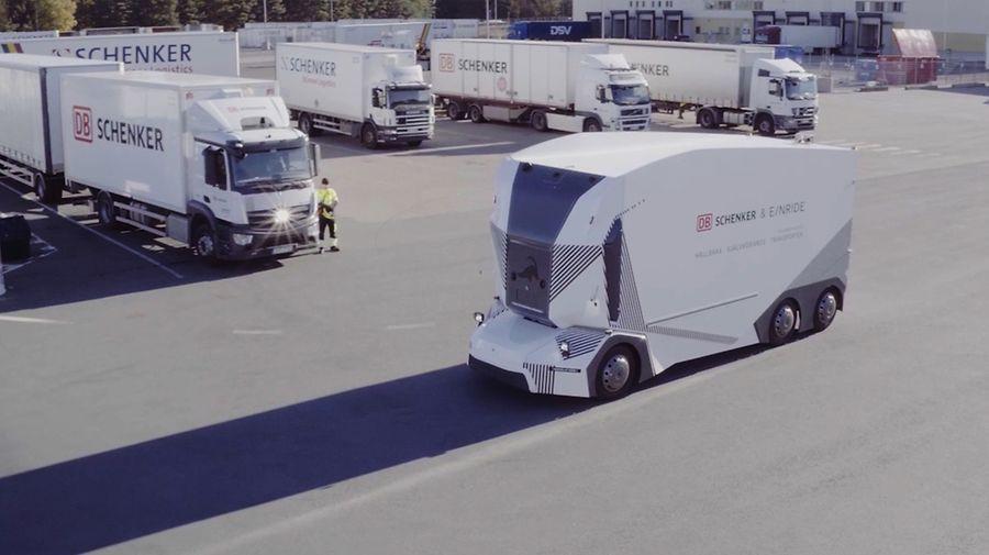 Einride ilk otonom kamyonunun testlerine başladı - Page 4