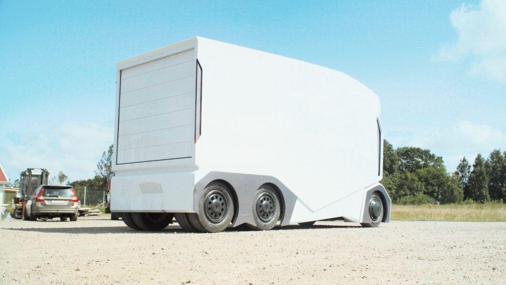 Einride ilk otonom kamyonunun testlerine başladı - Page 3