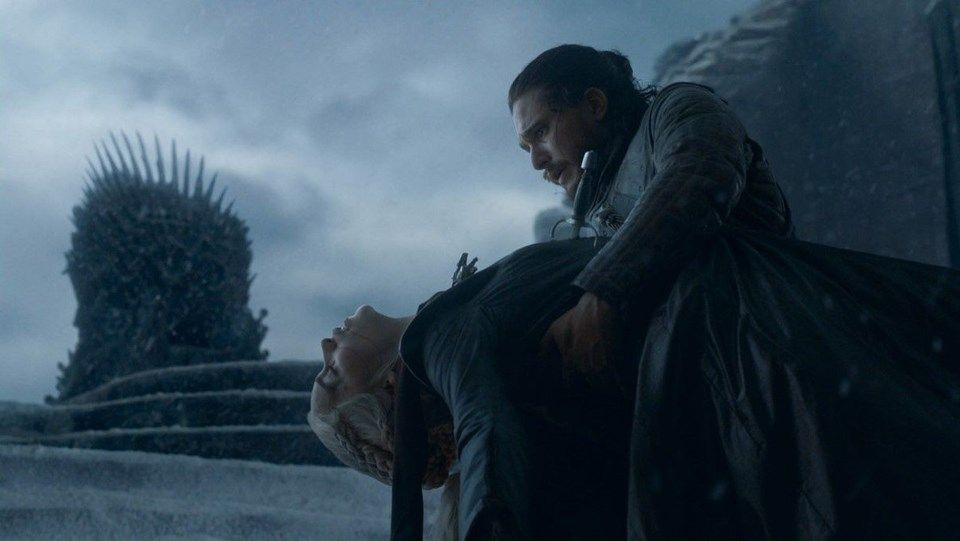 Game of Thrones final en çarpıcı sahneler! - Page 4