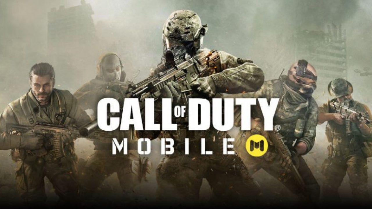 Call of Duty: Mobile erişime açıldı!
