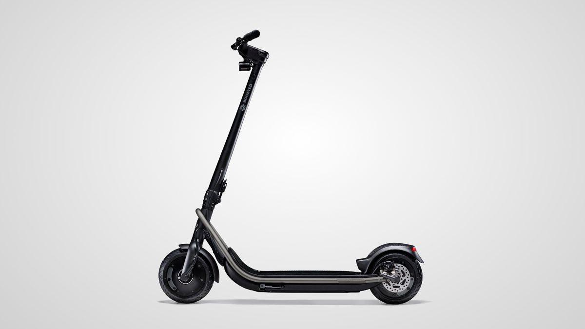 En yeni elektrikli scooter: Boosted Rev - Page 4