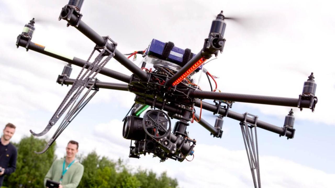 Drone'lara uçuş mesafesine göre izin!
