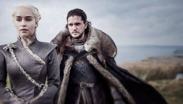 Game of Thrones finali ile sosyal medyayı salladı! - Page 1